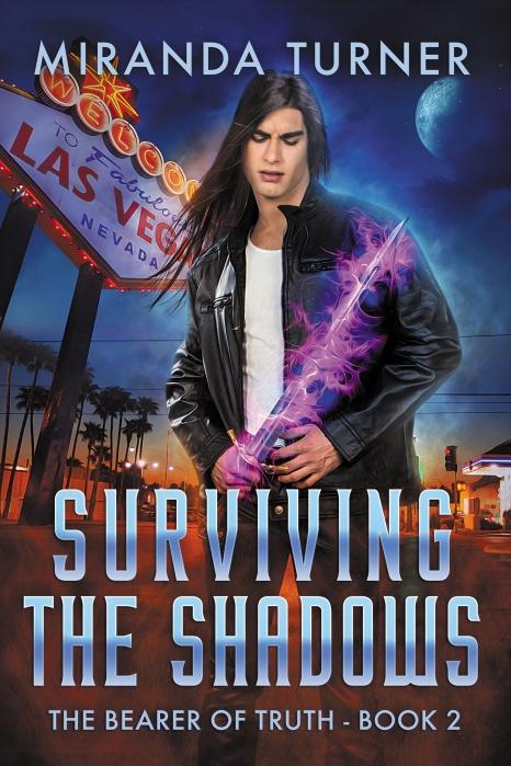 Surviving the Shadows cover
